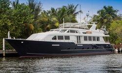 Lady Lex yacht charter