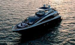 The Cabana yacht charter