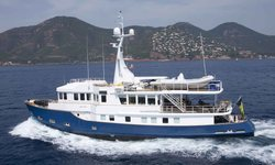 Alter Ego yacht charter