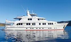 Metsuyan IV yacht charter