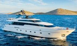 Casa yacht charter