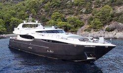 Sanjana yacht charter