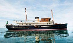 Taransay yacht charter