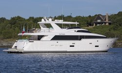 Lady Carmen yacht charter