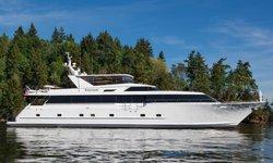 Blackwood yacht charter