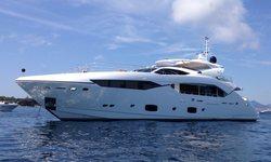 King Charles II yacht charter