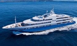 Queen Miri yacht charter