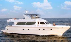 Xclusive II yacht charter