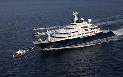 Octopus yacht charter
