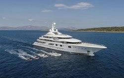 Valerie yacht charter