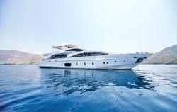 Antonia II yacht charter