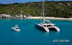 Hemisphere yacht charter