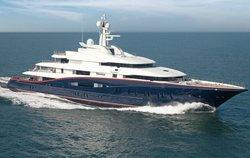 Nirvana yacht charter