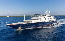 Lady Michelle yacht charter