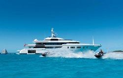 North Star yacht charter