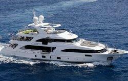 Edesia yacht charter