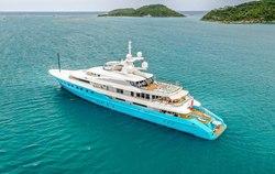 Axioma yacht charter