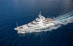 Naia yacht charter