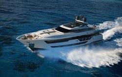 Never Blue yacht charter