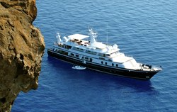 The Goose yacht charter