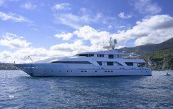 Deep Blue II yacht charter