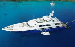 La Dea II yacht charter