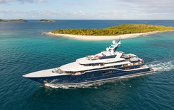 Solandge yacht charter