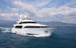 Ahida 2 yacht charter
