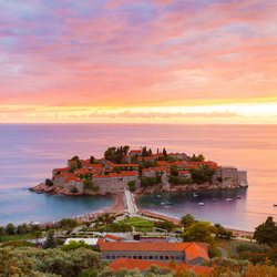 Sveti Stefan Peninsula Photo 2