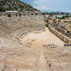 Ruins of Ancient Myra Photo 6