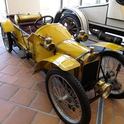 The Private Collection Of Antique Cars Of H.S.H. Prince Rainier III Photo 13