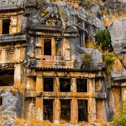 Ruins of Ancient Myra Photo 2