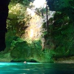 Thunderball Grotto Photo 2