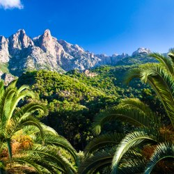 The Mountains of Corsica