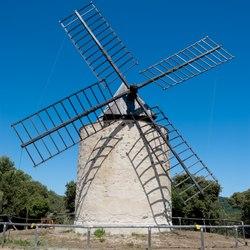 See the Moulin du Bonheur