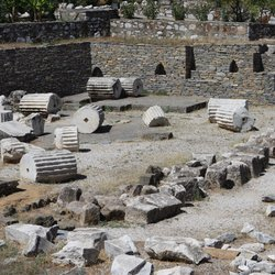 The Mausoleum at Halicarnassus Photo 6