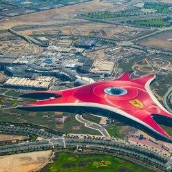 Ferrari World Photo 9