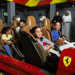 Ferrari World Photo 11