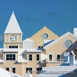 Beautiful Bermudian architecture