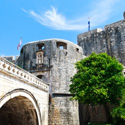 Enter Dubrovnik Through its Majestic Walls