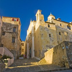 Charming Antiquated Buildings of Calvi