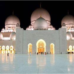 Sheikh Zayed Grand Mosque Photo 9