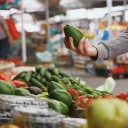 Place Des Lices Market Photo 3