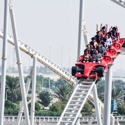 Ferrari World Photo 10