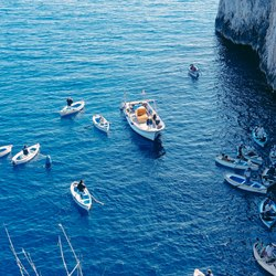 The Blue Grotto Photo 4