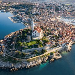 Explore the corners of Rovinj