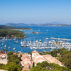 Settle in for the week of Porquerolles