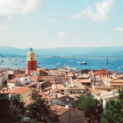 See Saint Tropez from above at the pretty vantage point of the Chapelle Saint Anne