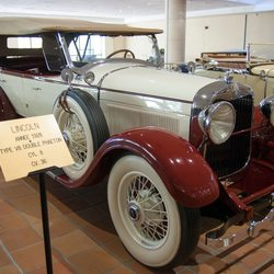 The Private Collection Of Antique Cars Of H.S.H. Prince Rainier III Photo 19
