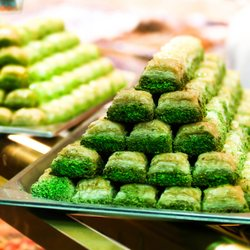 Traditional Turkish Baklava